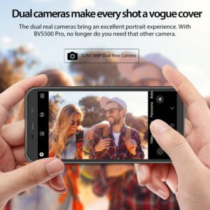 Blackview BV5500 Pro 3GB+16GB Android 9.0