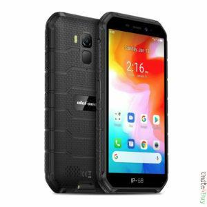 Ulefone Armor X7 (2020), Android 10 IP68,  Quad-Core 2GB+16GB